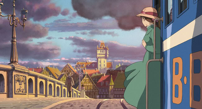 Steampunk — Howl's Moving Castle | Octopoe